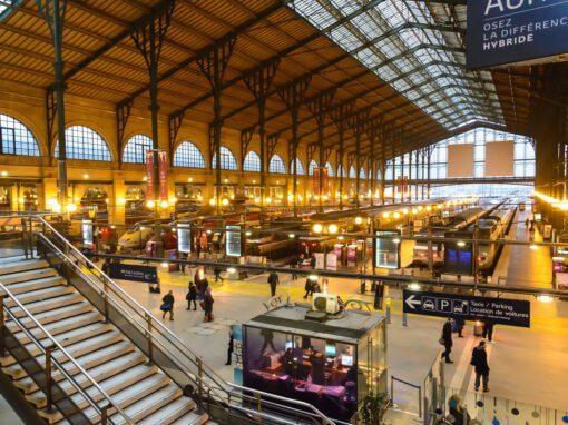 Market intelligence in passenger transport