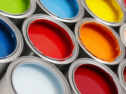 Differentiation analysis for manufacturers of lacquers and paints
