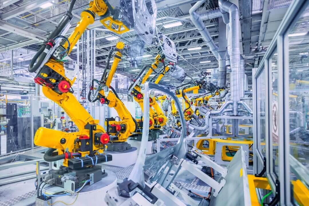 Kundenpotenzial- und Wettbewerbsanalyse für Robotik und Automation