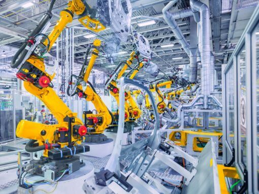 Customer potential and competition analysis for robotics and automation