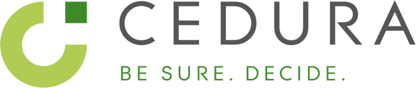 Logo Cedura - Market Intelligence made in Germany